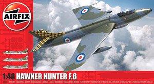 ホーカー ハンター F6 (プラモデル)