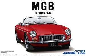 BLMC G/HM4 MG-B MK-2 `68 (Model Car)