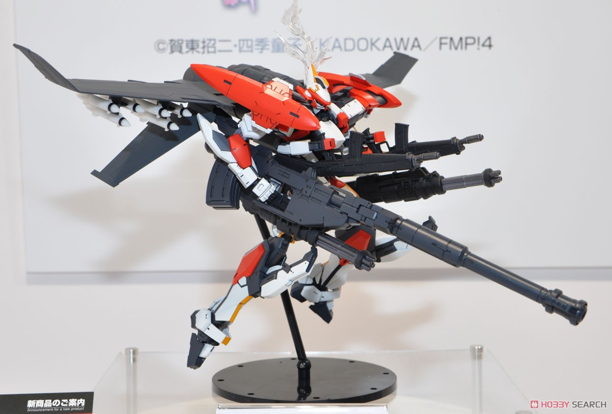 Full Metal Panic! IV ARX-8 Laevatein Final Battle Type (Plastic model) Other picture1