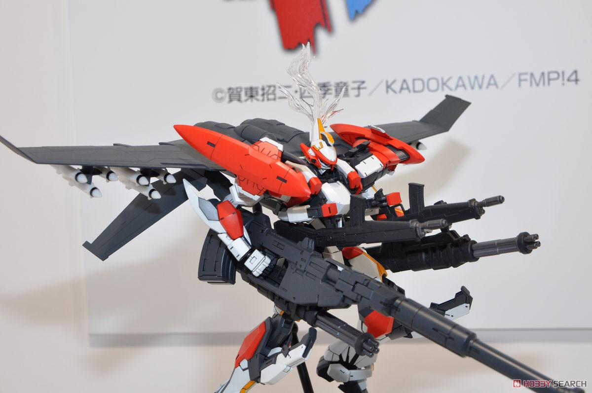 Full Metal Panic! IV ARX-8 Laevatein Final Battle Type (Plastic model) Other picture3