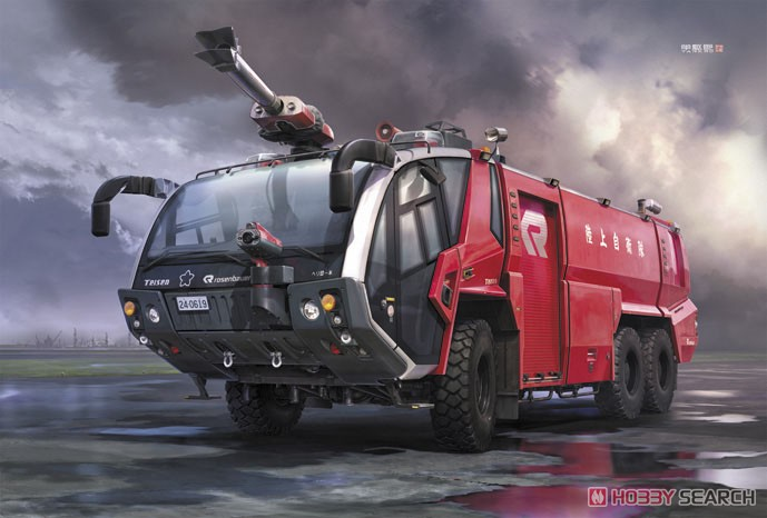 Rosenbauer Panther 6x6 Airport Crash Tender (Plastic model) Other picture9