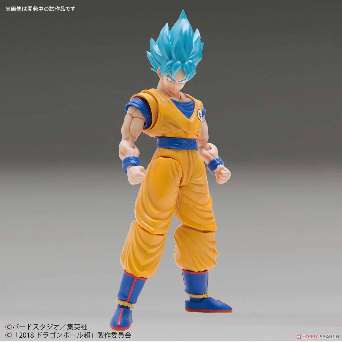 Figure-rise Standard Super Saiyan God Super Saiyan Son Goku [Special Color] Item picture1