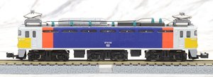 (Z) Electric Locomotive Type EF81 Cassiopeia Color (Model Train)