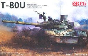 T-80U 主力戦車 (プラモデル)