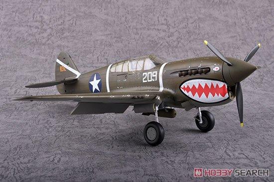 P-40F ウォーホーク (プラモデル)