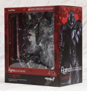 figma 410 Berserk Guts Berserker Armor ver Repaint Skull Edition Figure NEW