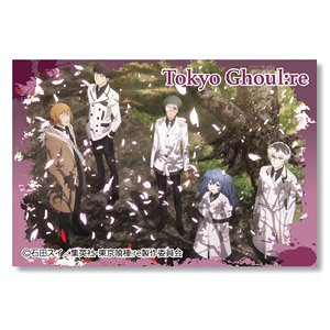 Big Square Can Badge Part2 Tokyo Ghoul: Re 1 (Anime Toy