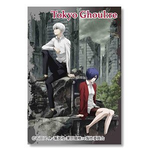 Big Square Can Badge Part2 Tokyo Ghoul: Re 6 (Anime Toy