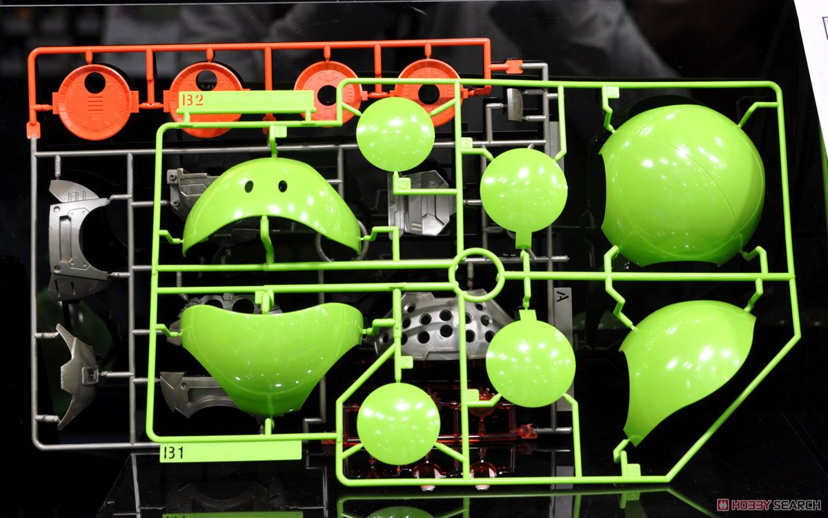 Figure-rise Mechanics Haro Other picture7