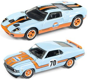 Johnny Lightning 2-Pack Special `Ford Gulf Set` (ミニカー)