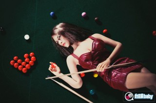 ToysPower 1:6 Scale Snooker Pool Table