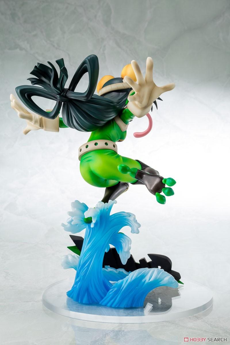 蛙吹梅雨 ヒーロースーツVer. (フィギュア)