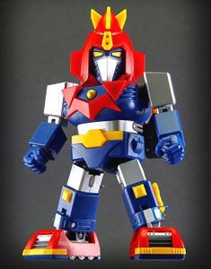 Mini Deformed Voltes V (Completed)