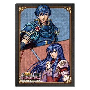 Fire Emblem Clear File New Mystery Of The Emblemmarth Caeda