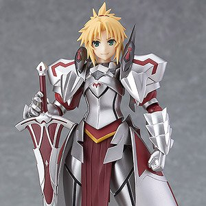 figma Saber of `Red` (PVC Figure)