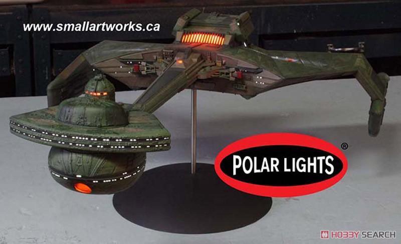 Klingon(TM) K`Tinga`Star Trek Lighting Kit (Plastic model