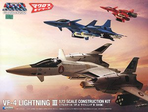 VF-4 Lightning III [DX Edition] (Plastic model)