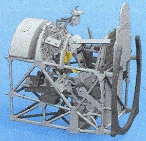 Neu Eduard Accessories 648416-1:48 Tempest Mk.V cockpit for Eduard