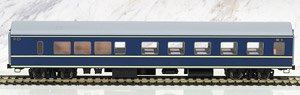 1/80(HO) J.N.R. Series 20 Passenger Car NASHI20 (Black) (Completed) (Model Train)