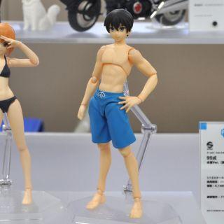 Ryo Male Swimsuit Body Max Factory figma