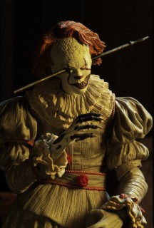 IT 2017 Ultimate Pennywise Well House 7 inch Action Figure Neca