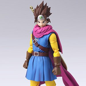 Dragon Quest III: The Seeds of Salvation Bring Arts Hero (PVC Figure)