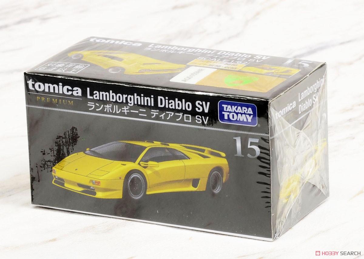 Tomica Premium 15 Lamborghini Diablo Sv Tomica Images List