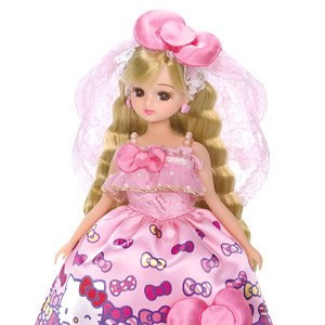 Licca LD-13 I love Hello Kitty Licca-chan (Licca-chan) - HobbySearch Toy Store