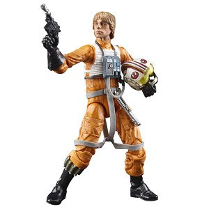 Star Wars Black Series 6inch Figure Luke Skywalker X-Wing Pilot (Completed)