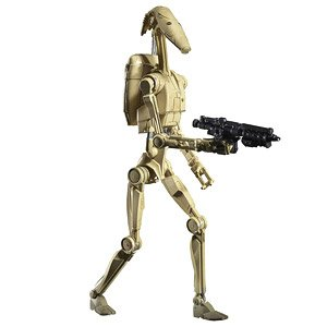 Star Wars Black Series 6inch Figure Battle Droid (Completed)