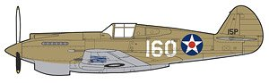 P-40B Warhawk `47th Pursuit Squadron` (Pre-built Aircraft)