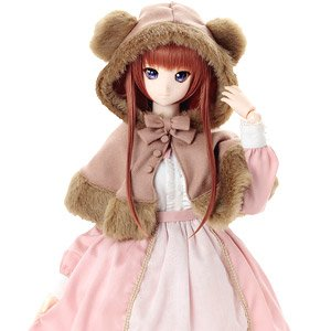 50cm Original Doll Iris Collect Rino / Lovely Snows (Fashion Doll)