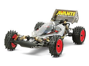 RC Avante 2011 Black Special Ltd Edition (RC Model)