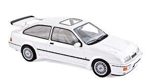 フォード シエラ RS コスワース 1986 ホワイト (ミニカー)