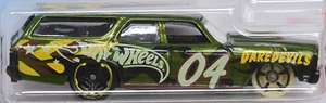 Hot Wheels Daredevils 70 Chevelle SS Wagon (完成品)
