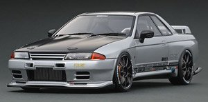 Top Secret GT-R (VR32) Silver (Diecast Car)