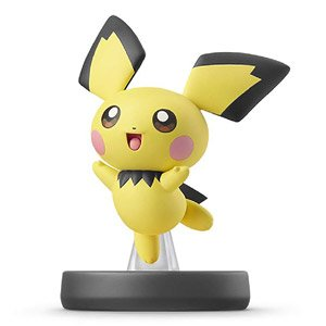 amiibo Pichu Super Smash Bros. Series (Electronic Toy)