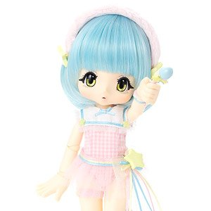 Kikipop! Pop`n Idol Pipipoppi / Blue Poppi (Fashion Doll)