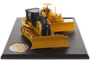 Cat Track Type Tractor Evolution Series (2 Car Set) (Diecast Car)