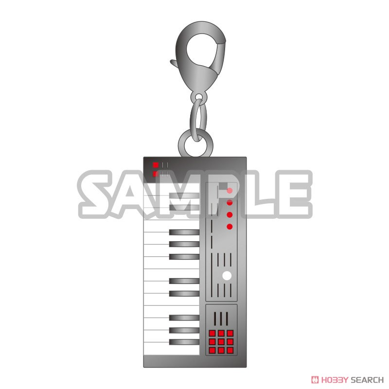 BanG Dream! Girls Band Party! Charm Collection Roselia (Set