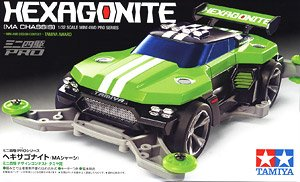 Hexagon-GTS (MA Chassis) (Mini 4WD)