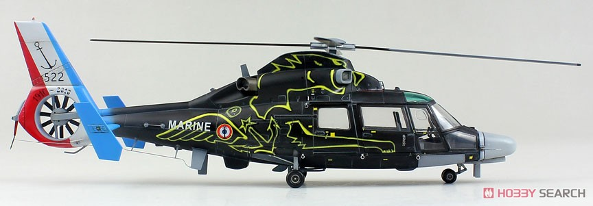 AS-565 `Panther` France Navy Helicopter (Plastic model) Item picture2