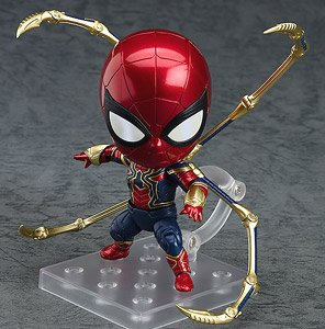 Nendoroid Spider-Man: Infinity Edition (Completed)