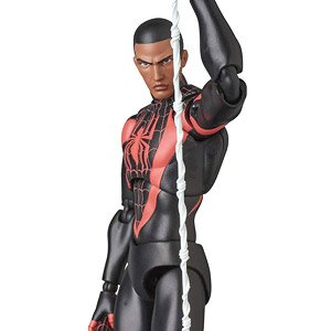 MAFEX No.92 SPIDER-MAN (Miles Morales) (完成品)
