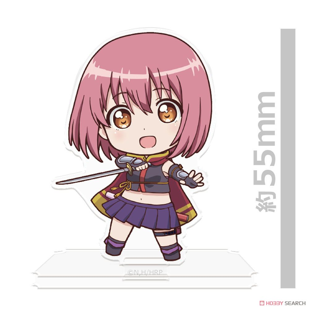 RELEASE THE SPYCE アクリルスタンドコレクション (6個セット) (キャラクターグッズ)