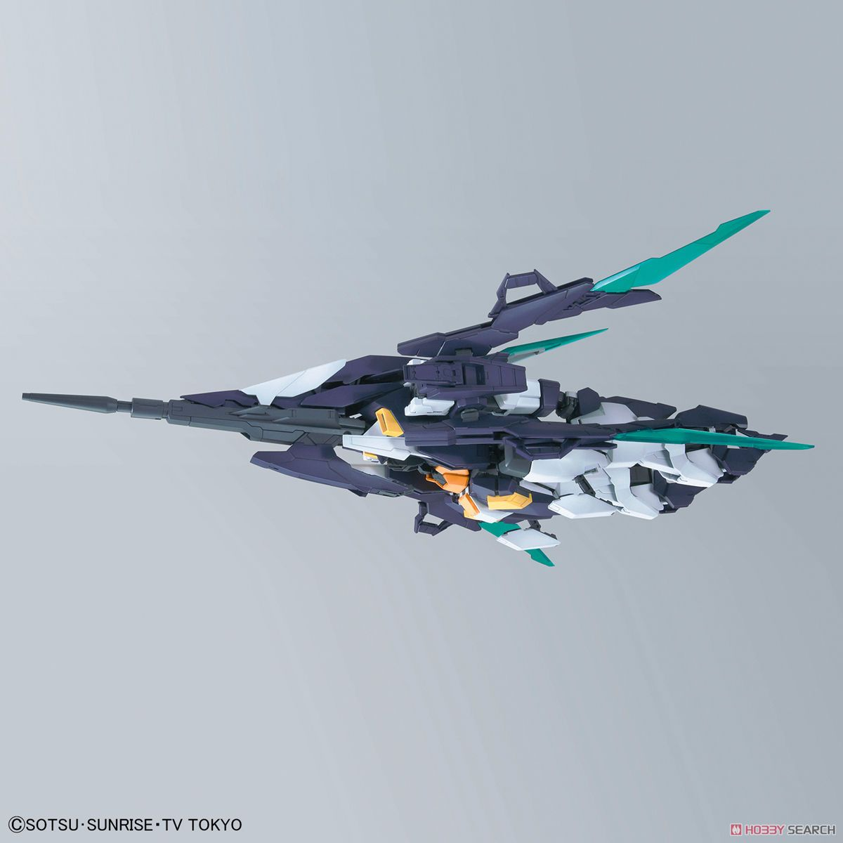 Gundam AGE II Magnum (MG) (Gundam Model Kits) Item picture2