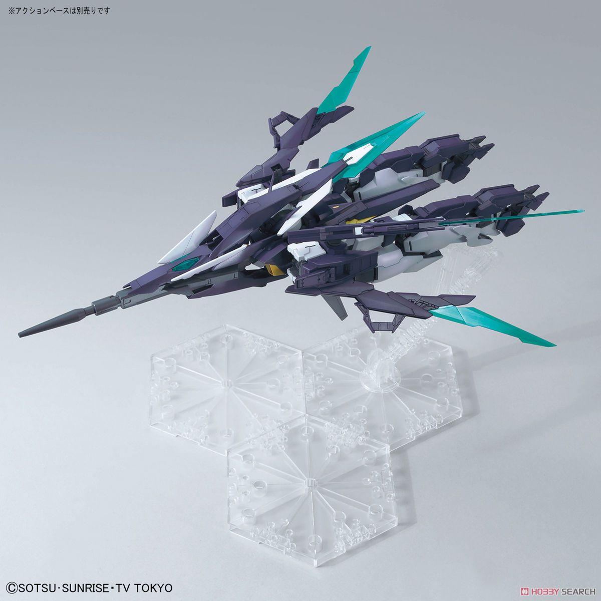 Gundam AGE II Magnum (MG) (Gundam Model Kits) Item picture9