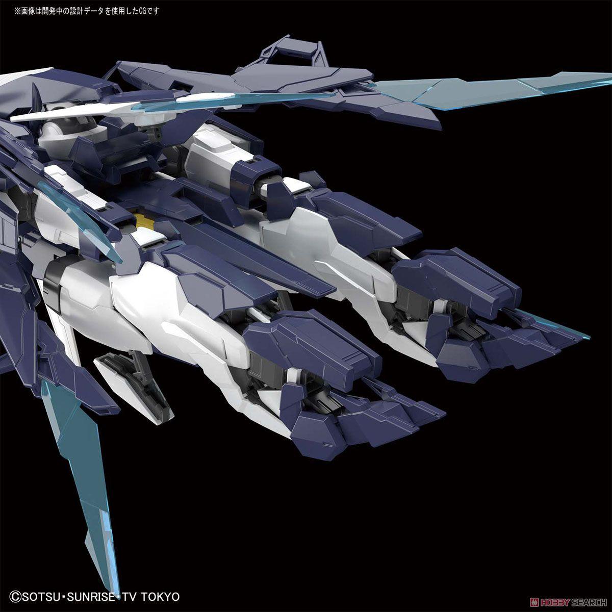 Gundam AGE II Magnum (MG) (Gundam Model Kits) Other picture8