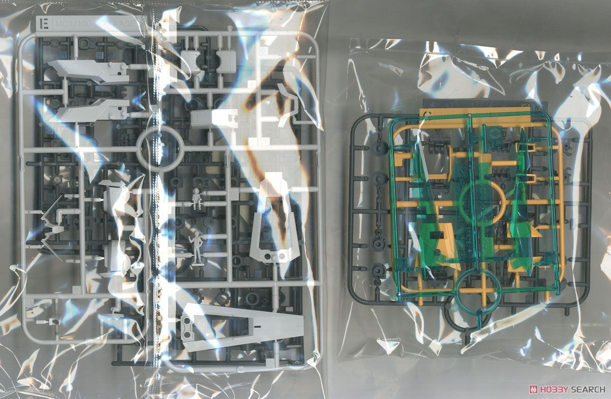 Gundam AGE II Magnum (MG) (Gundam Model Kits) Contents5
