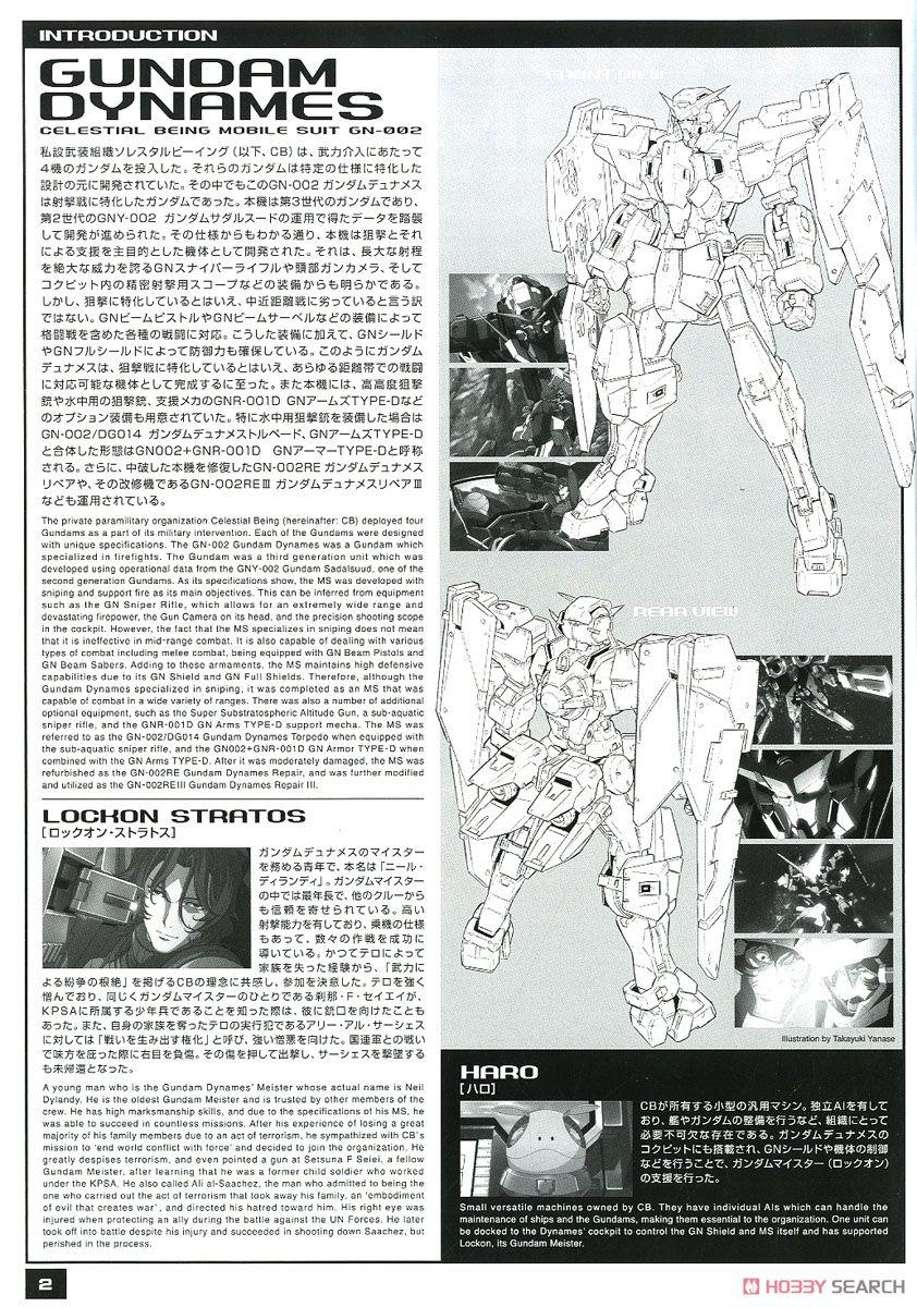 Gundam Dynames (MG) (Gundam Model Kits) About item1